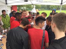 Gesamtschule gewinnt Barmer-Cup zum fünften Mal