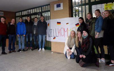 Europa wächst zusammen: Schüleraustausch mit Coslada (Madrid)