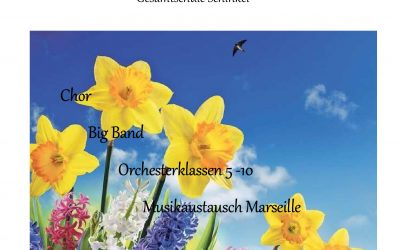 GSS lädt ein zum Frühlingskonzert