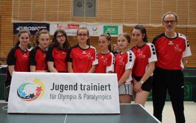 GSS-Mädchen auf Platz 11 in Berlin