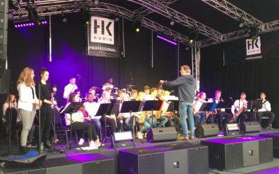 Erlebnisreiches Wochenende der Big Band