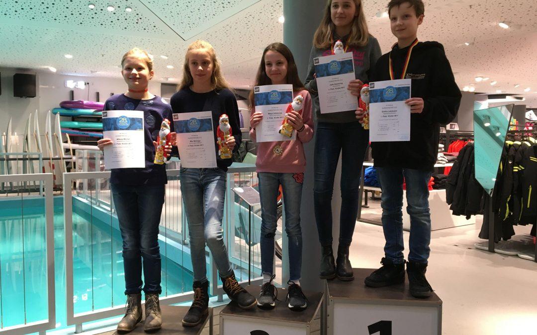 Junge GSS-Leichtathleten erfolgreich beim Ossencrosscup 2019