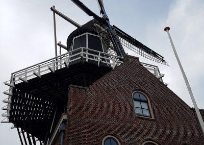 Windmühle de Adriaan