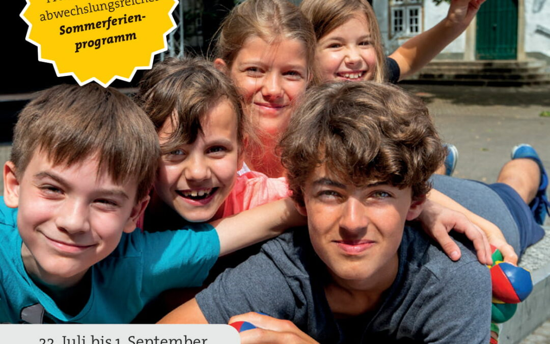 Osnabrücker Ferienpass 2021 am Start!